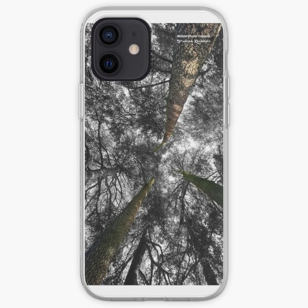 Lost in the Forest iPhone Soft Case