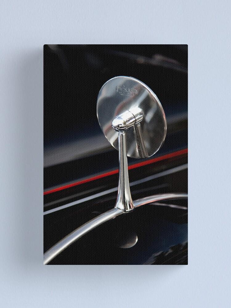 Alternate view of Packard 12 Mirror Canvas Print