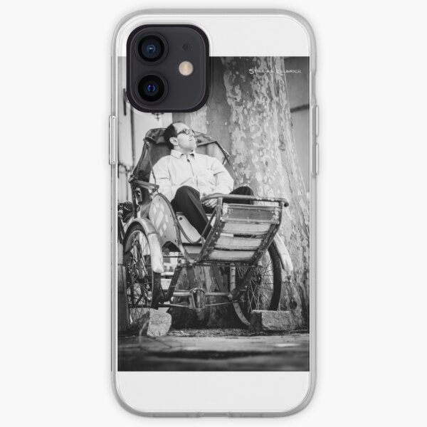 Pouss Pouss Man  iPhone Soft Case