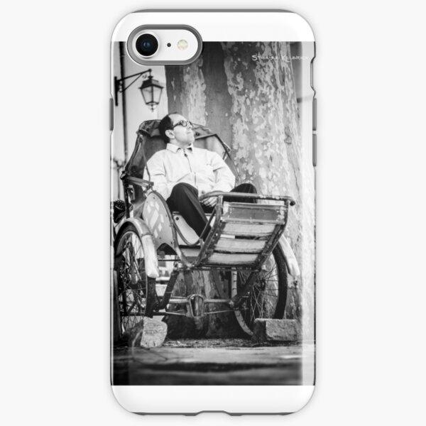 Pouss Pouss Man  iPhone Tough Case