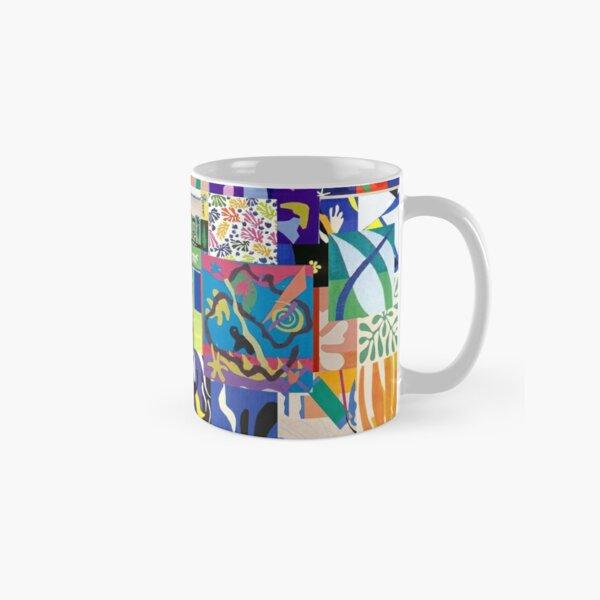 Henri Matisse Cutouts Classic Mug