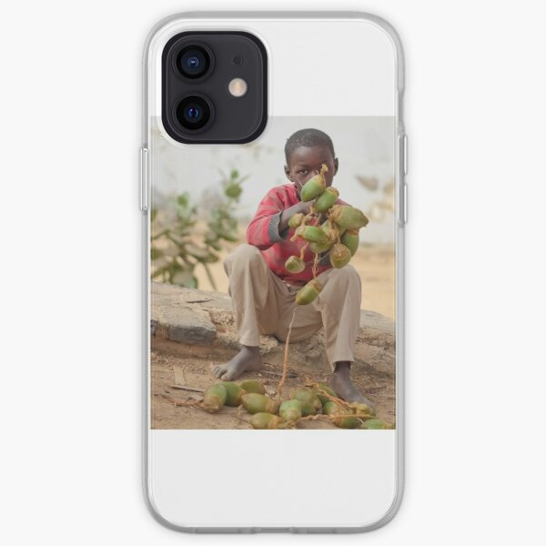Somewhere else on Gorée Island iPhone Soft Case