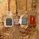 Electric Boxes, Morocco by NCunningham