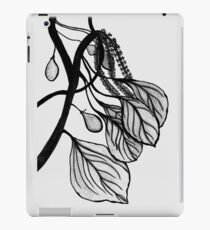 The leaves, the fruits and the flowers iPad Case/Skin