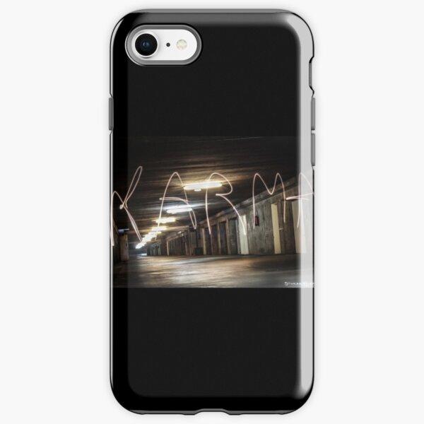 Light painting Karma iPhone Tough Case