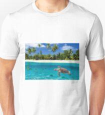 Turtle Island Unisex T-Shirt