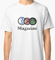 2 3 4 Magazine T2 Classic T-Shirt
