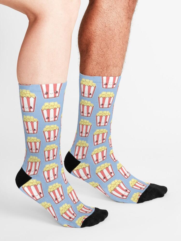 Alternate view of Popcorn! Socks