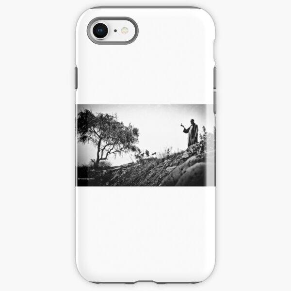 A weird tree connection iPhone Tough Case