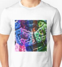 Hypnotize - Abstract Fractal Render Unisex T-Shirt
