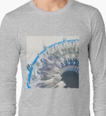 Project Abyss - Abstract CG Long Sleeve T-Shirt