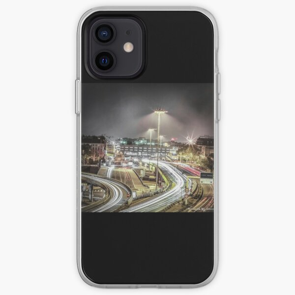 Light Moves iPhone Soft Case