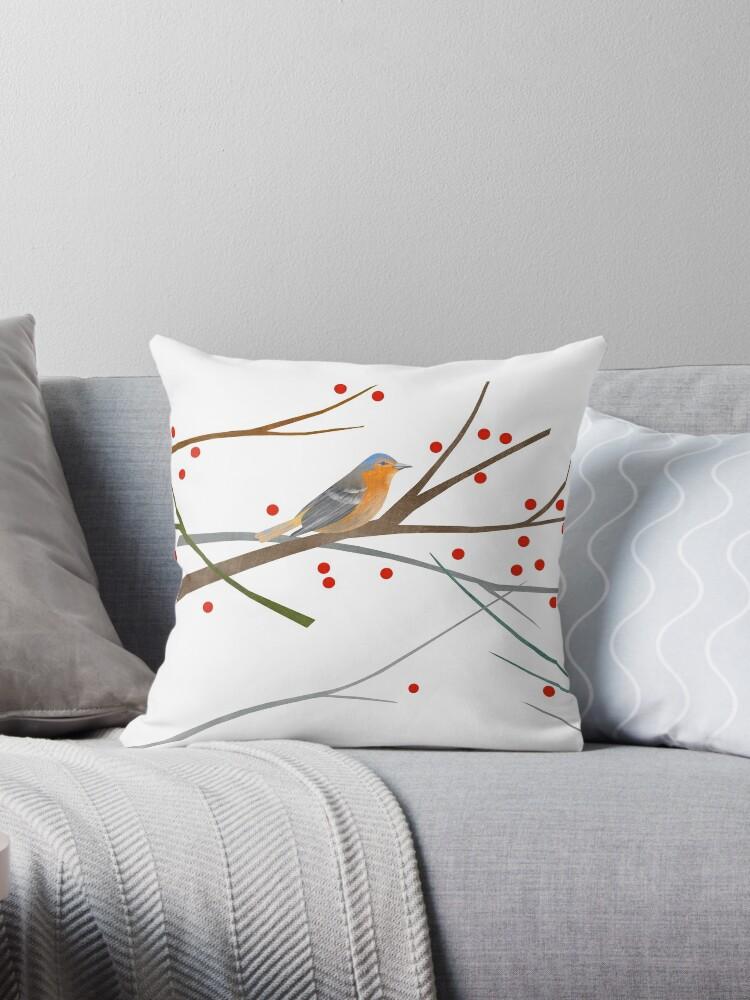 Bluebird by Sandra Dionisi