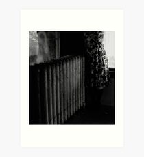 For Francesca Woodman, Portrait of Myself Art Print