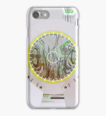 Flora Study - Abstract CG iPhone Case/Skin