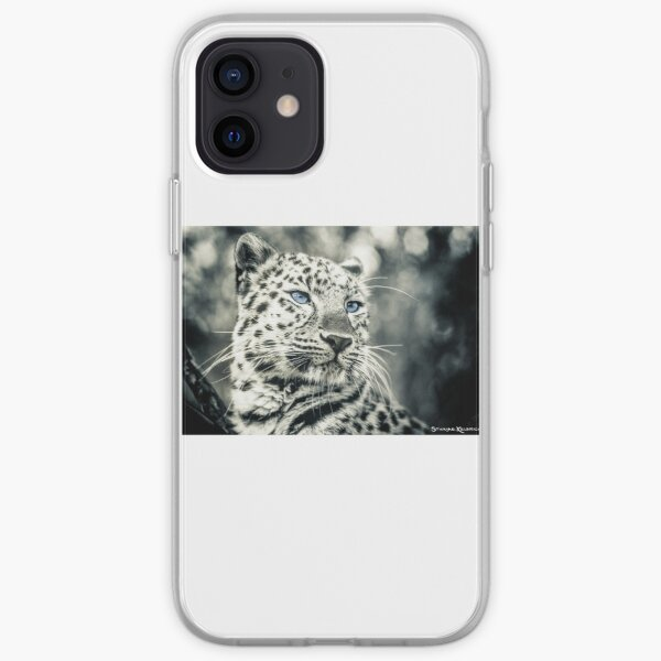 Love Panther III iPhone Soft Case