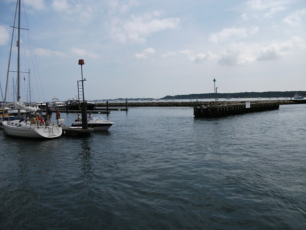 Poole Harbour by kirstea1990
