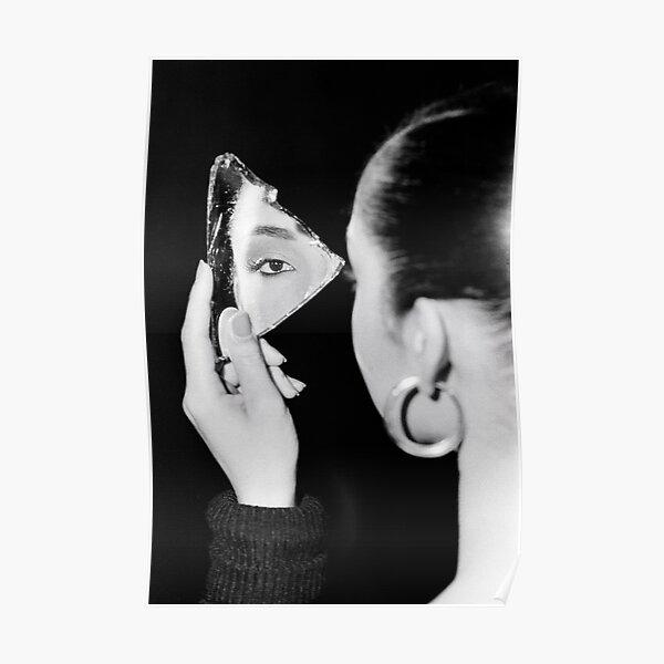Sade in Mirror Poster