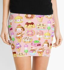 Kawaii Desserts  Mini Skirt