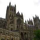 Washington National Cathedral by Lee d'Entremont