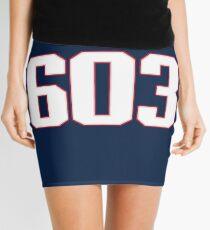 603 Patriots Nation Mini Skirt