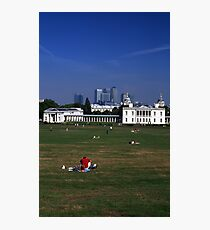 Greenwich Park Photographic Print