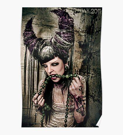 Paholainen Poster