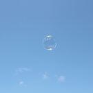 Moon Bubble by Cathie Trimble