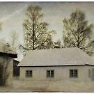 Winter silence by Morten Kristoffersen