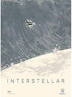 Interstellar Limited Edition Poster by DarkeTonic