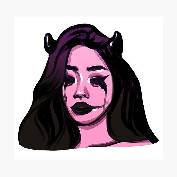 Schminken weiblicher teufel Teufel namen