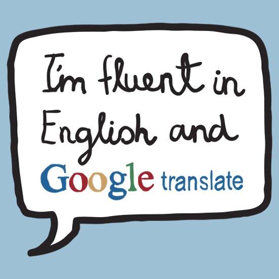 TShirtGifter presents: The Modern Multilinguist