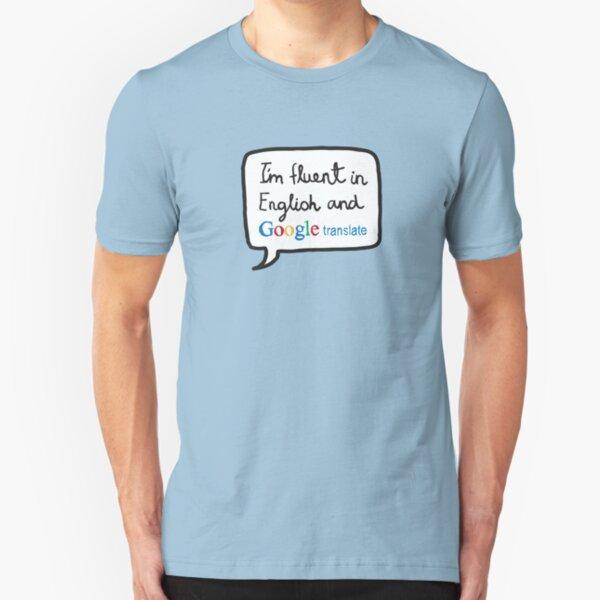 The Modern Multilinguist Slim Fit T-Shirt