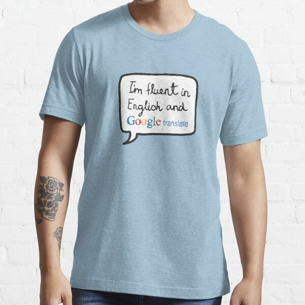 The Modern Multilinguist Essential T-Shirt