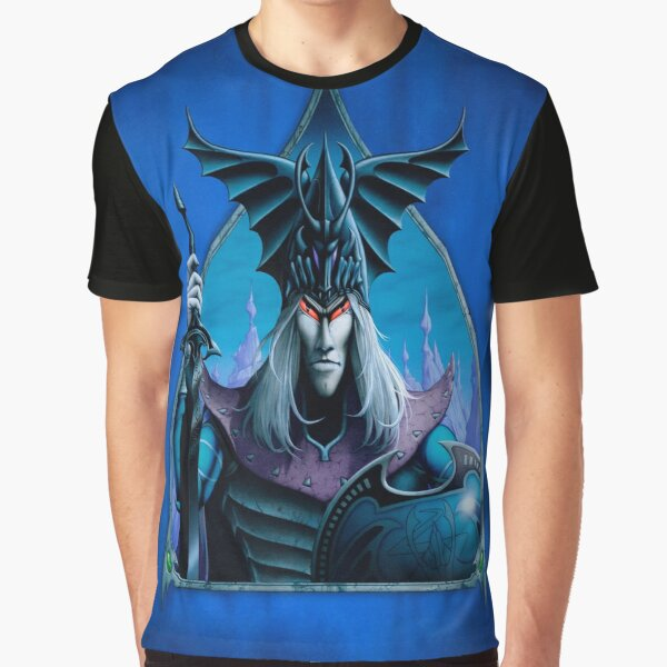 Elric at the End of Time Graphic T-Shirt