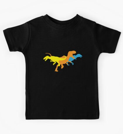 Thrice the Rawr! Kids Clothes