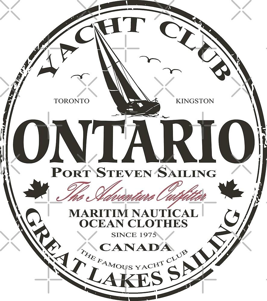 Ontario Sailing by Port-Stevens