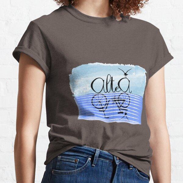ALTEA CON IMAGINACIÓN Camiseta clásica
