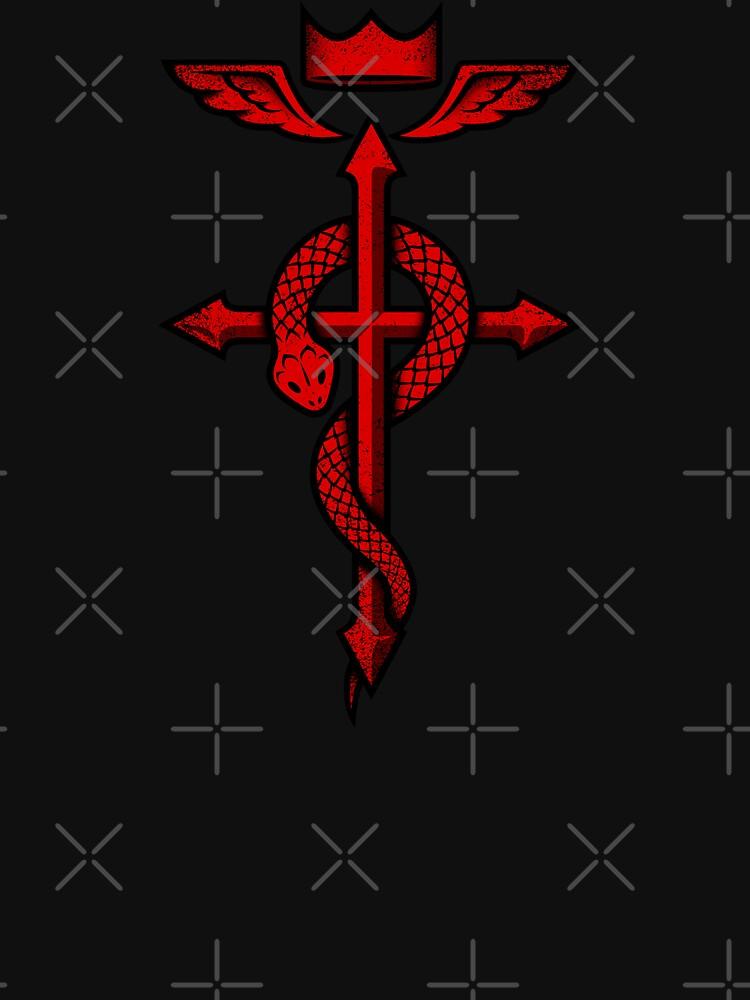 Fullmetal Alchemist Flamel | Unisex T-Shirt