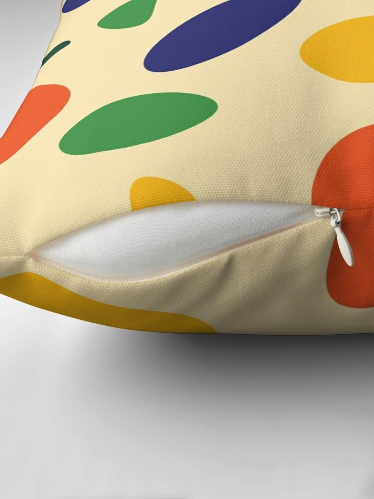 Alternate view of Retro Confetti Party Throw Pillow