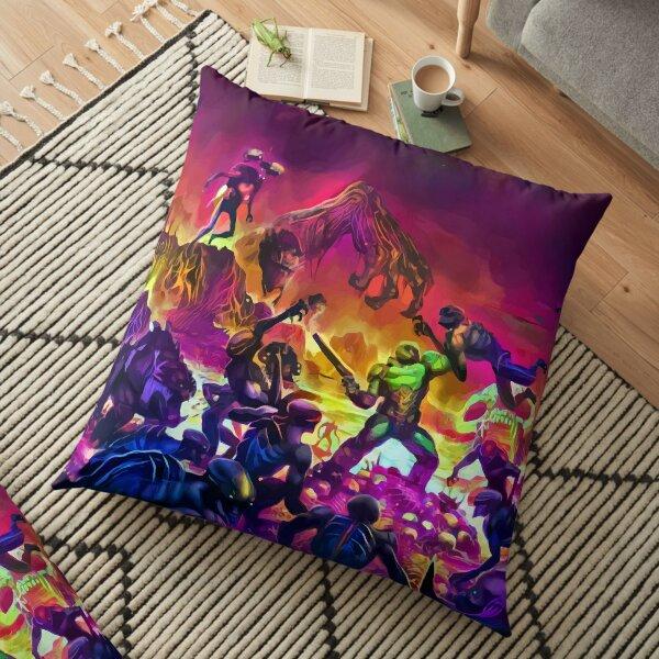 DOOM Eternal Floor Pillow