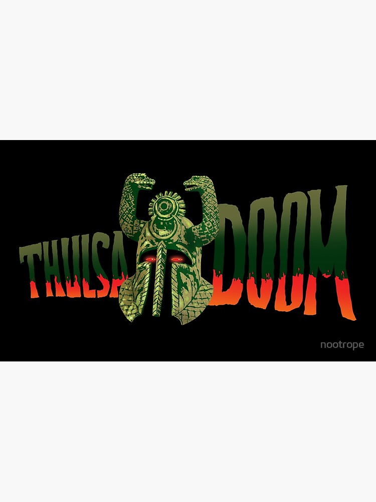 Thulsa DOOM by nootrope