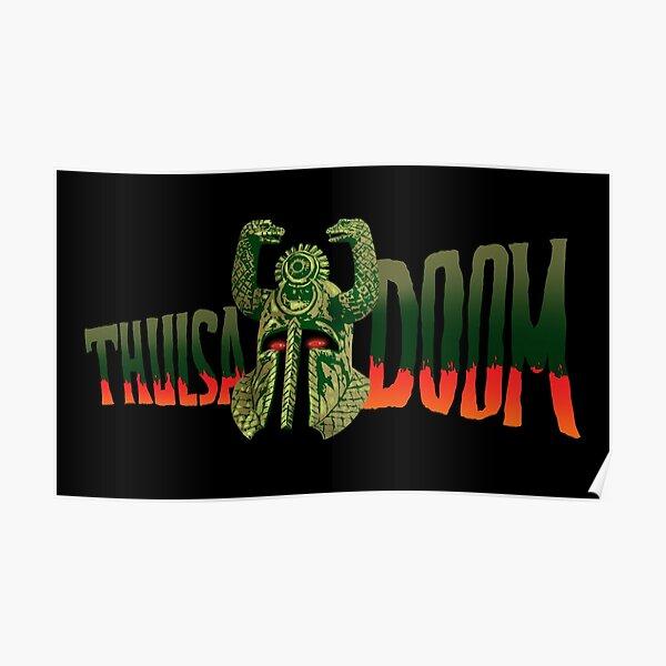 Thulsa DOOM Poster