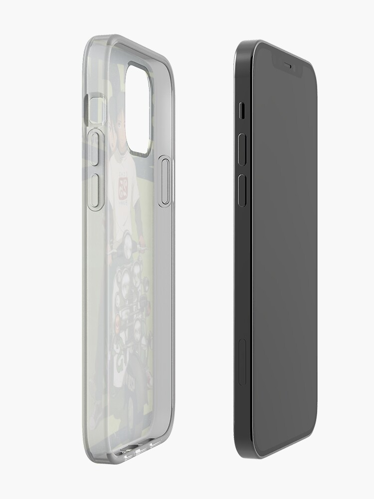 Alternate view of Beck mongolian chop squad iPhone Case & Cover