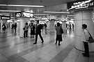 Tokyo Station by Jenni Tanner