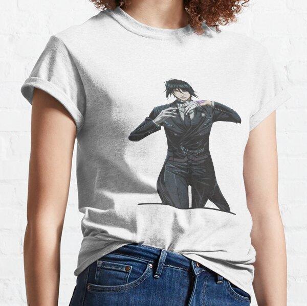 SEBASTIAN (Black Buttler) Classic T-Shirt