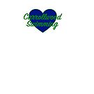 Carrollwood Swimming Heart by CVSTswimming