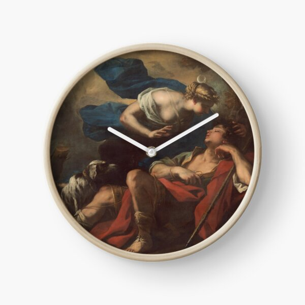 Diana and Endymion Clock