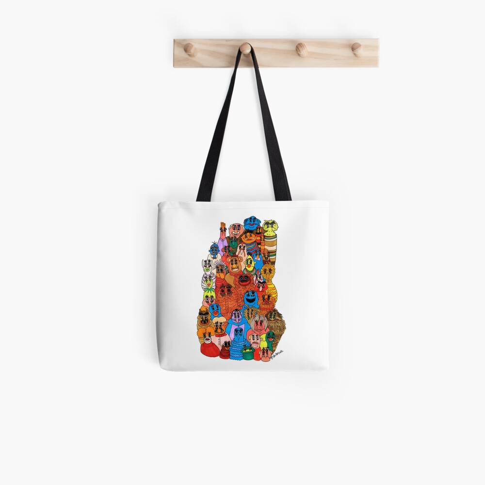 moppets Tote Bag