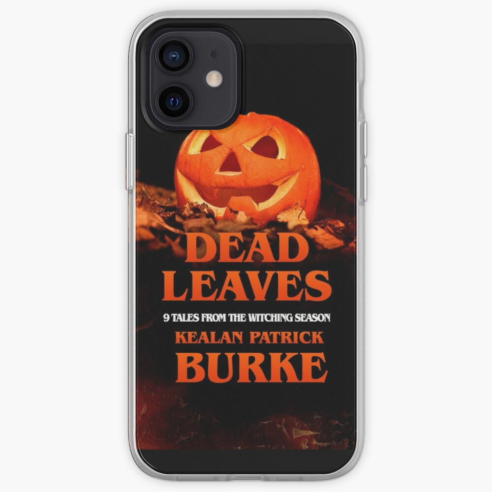 DEAD LEAVES iPhone Case & Cover